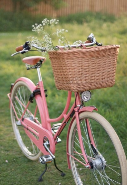 Корзинка на велосипед своими руками