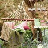 21 идея для гамака на даче