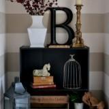 48 идей как украсить квартиру: объемные буквы и надписи в интерьере