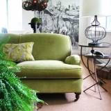 Цвет травы, листвы, мха и хвои: зеленый диван в интерьере — кусочек природы у вас дома