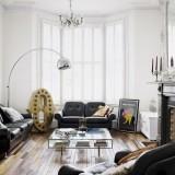 Классический стиль интерьера дома в Лондоне