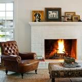 Камин в интерьере: 18 способов установить камин у вас дома