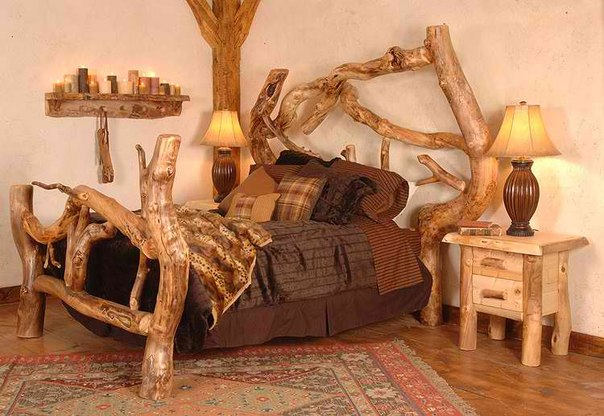 Декор для дома своими руками: Деревья в интерьере: ветви и древесина для декора дома