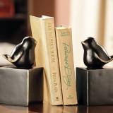 Держатели для книг — оригинальная деталь интерьера