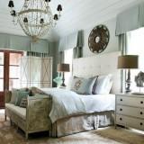 Дом в Атланте: простор, винтаж и белый цвет в интерьере