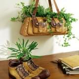 Свежая зелень: Зеленые растения вместо цветов у вас дома