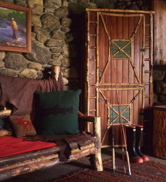 Декор дом рыбака