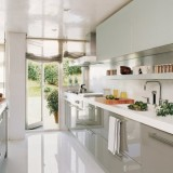 Визуальный простор: Идеи для светлой кухни