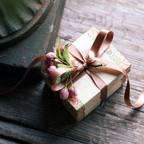 Цветок органзУпаковка подарков своими руками шаблоны