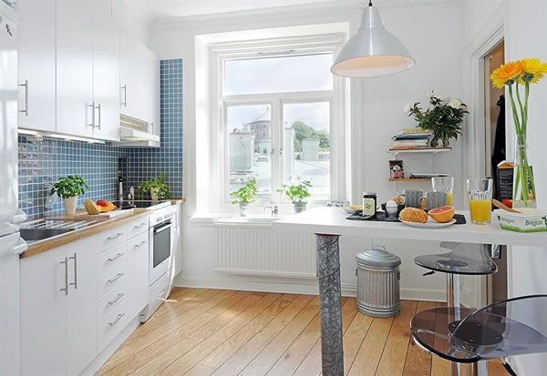 Интерьер кухни дизайн своими руками