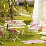 Летнее настроение: несколько идей для отдыха и пикника в саду