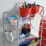 Экономим место: Идеи для хранения вещей в ванной комнате