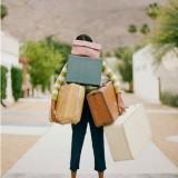 Винтажное путешествие по старинке: как украсить дорожный чемодан