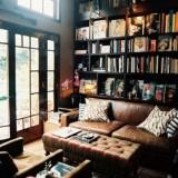 Любителям чтения: Идеи для библиотеки в доме и обычной квартире