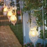 Уютное живое пламя свечи: идеи свечных фонариков для сада и веранды