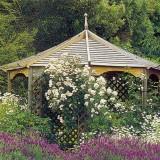 Место для отдыха в саду: 10 идей для садовой беседки