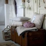 Преданья старины глубокой: несколько винтажных идей из бабушкиного сундучка для декора интерьера