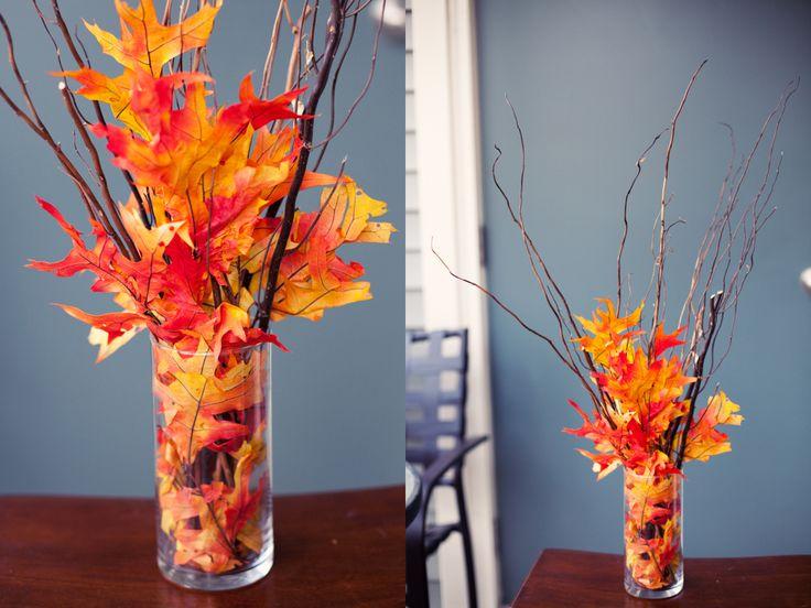 Осенний декор своими руками фото