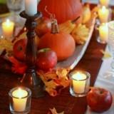 Вдохновение осени: дары природы, листья, шишки и тыквы для подарков, украшения и декора интерьера