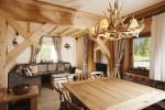 Деревянный дом в горах Италии от студии Gianpaolo Zandegiacomo