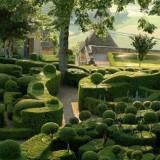 Рукотворная природа: Изумрудные сады Marqueyssac во Франции
