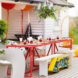 10 идей для современного декора сада