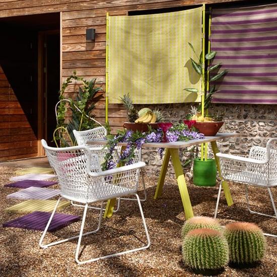 Современный садовый декор