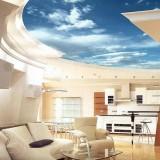 Характеристики виниловых натяжных покрытий: как выбрать натяжной потолок в квартиру