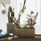 Декор горшков для цветов своими руками  6 идей 38 фото