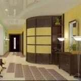 Радиусный шкаф-купе или как современная мебель может изменить интерьер вашего дома. Основные достоинства радиусного шкафа-купе!