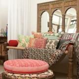 Ценителям восточного колорита: фото интерьеров в индийском стиле