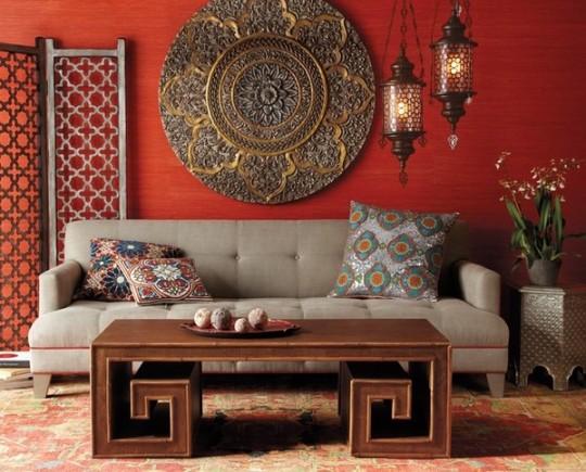 Фото интерьеров в индийском стиле