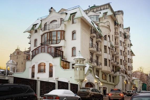 Шикарное элитное жилье