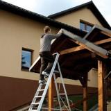 Как выбрать лестницы для проведения строительных и ремонтных работ