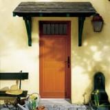Конструктивное разнообразие входных дверей: чем удивляют производители?