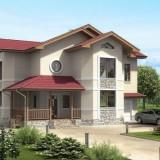4 идеи из чего построить загородный дом
