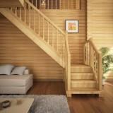 Лестницы в загородном доме: проектирование и изготовление