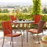 Мебель для дачи из сосны, пластика, плетеная мебель и не только