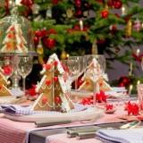 Новогодний стол 2015: блюда, сервировка и декор