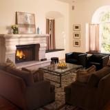 Камин в интерьере современной квартиры или дома