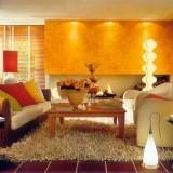 Уютный вечер: создаем комфортное освещение в гостиной