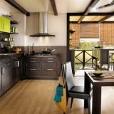 Последние тенденции в интерьере кухни
