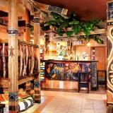 7 необычных интерьеров кафе и баров