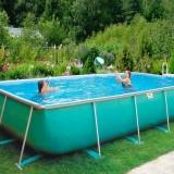 Как сделать бассейн на даче