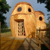 10 самых необычных деревянных домов