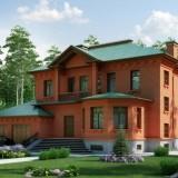 Из чего можно построить загородный дом