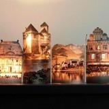 Светильник «Ночной город» своими руками