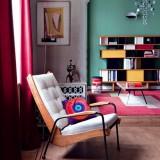 Идеи ремонта со вкусом: интерьеры в ретро стиле 60-х