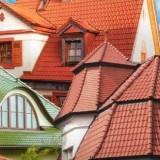 Неповторимое очарование черепичной крыши