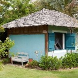 Интерьер небольшого дома в Бразилии